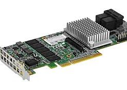 S3108L-H8IR-Supermicro 8 Port LSI3108 12G/s SAS Controller - 2GB Cache