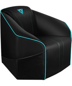US5-BC-Aerocool ThunderX3 US5 Consoles Couch - Black/Cyan