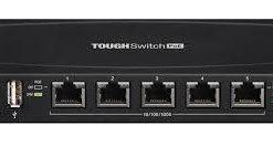 ES-5XP-AU-Ubiquiti ToughSwitch 5port PoE Gigabit Managed Switch - Also known as ES-5XP-AU