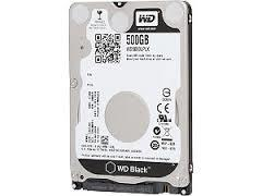 "WD5000LPLX-WD Black 500GB SATA3 7mm 2.5"" 7200RPM 6Gb/s 32MB Cache"