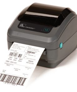 GK42-2022P0-000-Zebra GK420D DIRECT TRANSFER USB ETHERNET 4IN BARCODE LABEL PRINTER