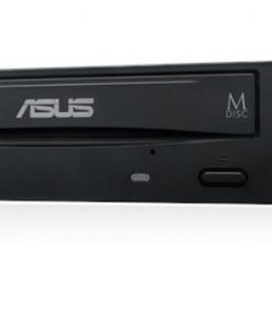 DRW-24D5MT/BLK/B/AS/P2G OEM-ASUS DRW-24D5MT Extreme Internal 24X DVD Writing Speed With M-Disc Support (OEM Version)