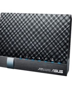 DSL-AC56U-ASUS DSL-AC56U AC1200 Dual Band ADSL/VDSL Wireless Modem Router