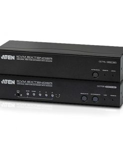 CE775-AT-U-Aten USB Dual VGA KVM Console Extender with Deskew