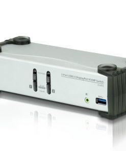 CS1912-AT-U-Aten 2 Port USB 3.0 4K DisplayPort KVMP Switch