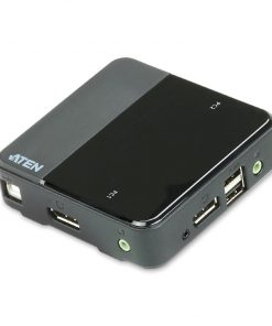 CS782DP-AT-Aten 2 Port USB DisplayPort 4K KVM Switch