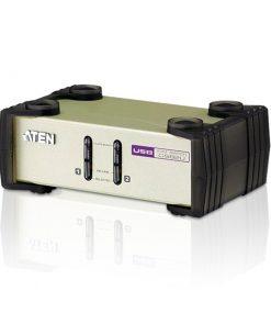 CS82U-AT-Aten 2 Port USB & PS/2 VGA KVM Switch