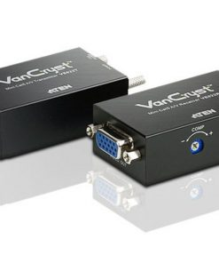 VE022-AT-U-Aten VanCryst VGA Over Cat5 Video Extender with Audio - 1920x1200@60Hz or 150m Max