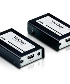 VE810-AT-U-Aten VanCryst HDMI Over Cat5 Video Extender with Audio & IR Control - 1920x1200@60Hz or 60m Max