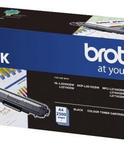 TN-253BK-Brother TN-253BK Black Toner Cartridge to Suit -  HL-3230CDW/3270CDW/DCP-L3015CDW/MFC-L3745CDW/L3750CDW/L3770CDW (2