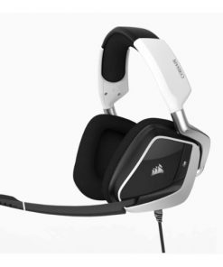 CA-9011153-AP-Corsair VOID PRO RGB White Wireless Premium Gaming Headset with Dolby® Headphone 7.1 AUDIO (LS)