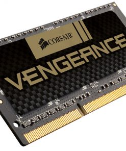 CMSX4GX3M1A1600C9-Corsair 4GB (1x4GB) DDR3 SODIMM 1600MHz Vengeance Black 1.5V Notebook Memory RAM