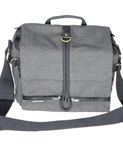 xPlore-L-Promate xPlore-L Contemporary DSLR Camera Bag /adjustable storage/water resistant cover - Large