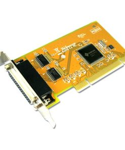 SER5037AL-Sunix COMCARD-2LP Dual Port Serial IO Card Low Profile PCI Card - 2Port RS-232 Universal PCI Low Profile Serial Board
