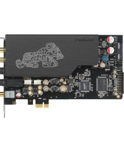 ESTX II 7.1-ASUS Essence STX II 7.1 PCI-e Sound Card