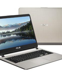 "X507UA-BR561T-ASUS Vivobook X507UA Notebook 15.6"" HD Intel i5-8250U 8GB 1TB HDD HD 620 Windows 10 Home 1.68kg 21.9mm Chiclet Keyboard"