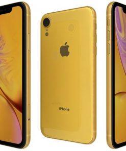 119706-Apple iPhone XR 64GB Yellow