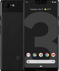 119626-Google Pixel 3 XL 128Gb 4GX BLACK