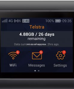 119136-Telstra 4GX Wi-Fi Pro Telstra Postpaid Device