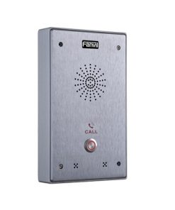 i12-01P-Fanvil i12 Outdoor Audio Intercom - Single Button