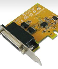 SER6437AL-Sunix SER6437A PCIE 2-Port Serial RS-232 Card Low profile