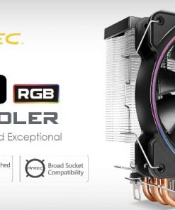 A400 RGB-Antec A400 RGB CPU Air Cooler