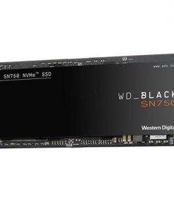 WDS250G3X0C-Western Digital Black SN750 250GB NVMe M.2 (2280) PCIe 3x4 3D NAND SSD - WDS250G3X0C