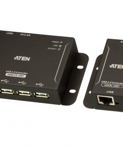 UCE3250-AT-U-Aten 4-Port USB 2.0 CAT 5 Extender (Up to 50m)