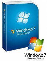 FQC-08289-Microsoft Windows 7 Professional 64-bit SP1 OEM DVD (LS)