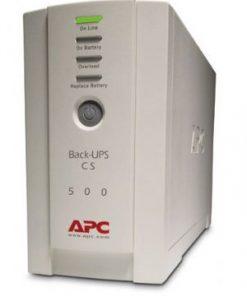 BK500EI-APC Back-UPS BK500EI CS 500VA 300Watts