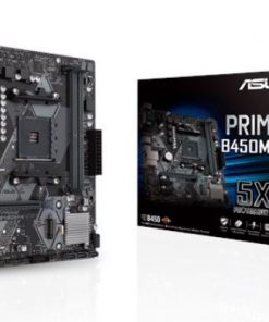 PRIME B450M-K-ASUS PRIME B450M-K AM4 mATX MB