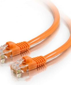 AT-RJ45OR6-0.5M-Astrotek CAT6 Cable 0.5m/50cm - Orange Color Premium RJ45 Ethernet Network LAN UTP Patch Cord 26AWG
