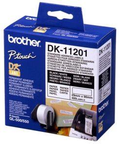 DK-11201-WHITE STANDARD ADDRESS LABELS