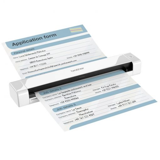 DS-620-Brother DS-620 Mobile Scanner 7.5PPM Blk Colour