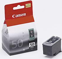 PG50-Canon PG50 Black Ink Cart. High Yield Cartridge