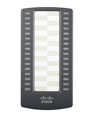 SPA500S-Cisco SPA500S 32 buttons Key expansion module