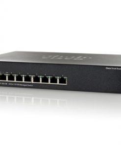 SRW208-K9-AU-Cisco 8 x 10/100 L3 Managed Switch