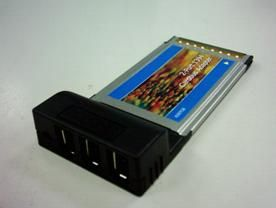 CO-CAR0080-Condor PCMCIA IEEE1394 x 3