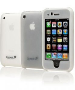 CY-P-3JC-Cygnett Jellybean Whte (LS) Cygnett Jellybean Whte iPhone