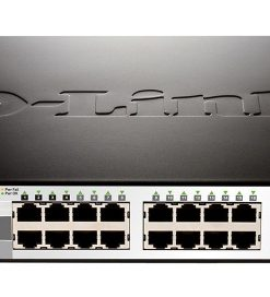 DGS-1210-28P-DLink 24 Port Gigabit Websmart POE
