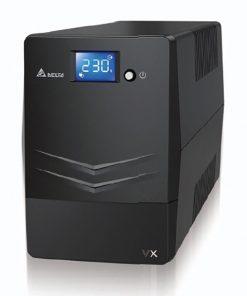 UPA152V2100BB-Delta VX Series Line Interactive 1500VA/900W UPS (Tower) 4 AU Ports