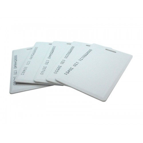 GDS37X0-CARD-Grandstream RFID Coded Access Cards for use with the GDS3710