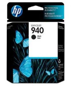C4902AA-HP No.940 BlackInk Cartridge 1000 Pages