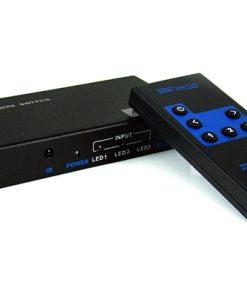 LKV331A-Lenkeng HDMI Switch 4K x 2k @30Hz1080P 3 Port