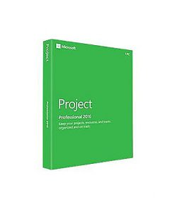 H30-05451-Microsoft Project Professional 2016