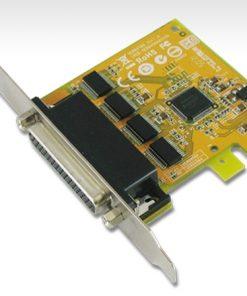 SUN-SER6456A-Sunix 4 Port PCIE Serial Card RS232