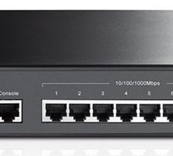 T2500G-10TS(TL-SG3210)-TP-Link T2500G-10TS (TL-SG3210) JetStream 8-Port Gigabit L2 Managed Switch with 2 SFP Slots