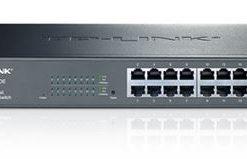 TL-SG1016DE-TP-Link TL-SG1016DE 16-Port Gigabit Easy Smart Switch network monitoring