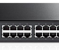 TL-SG3424-TP-Link T2600G-28TS (TL-SG3424) JetStream 24-Port Gigabit L2 Managed Switch with 4 SFP Slots