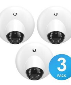 UVC-G3-DOME-3-Ubiquiti UniFi Video Cam Dome G3 IR 1080P Full HD Video 3 Pack NO PoE